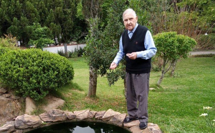 Nota de pesar em homenagem ao professor Helmuth Ricardo Krüger